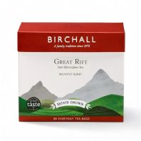 Birchall Great Rift Breakfast Tea (80 Tea Bags)